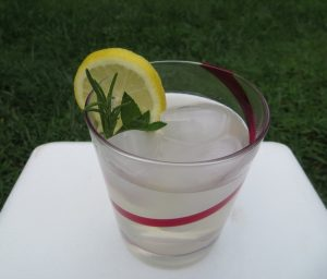 Rosemary Mint Lemonade