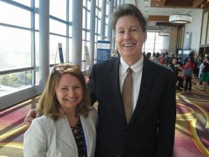 Tracey and Dr Bredesen